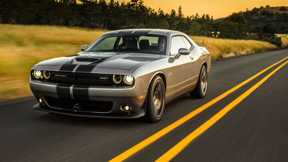 Win a Custom Dodge Challenger