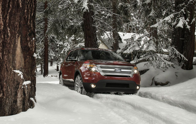 Winter-Driving Survival Tips