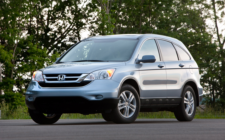 What's New: 2011 Honda CR-V - Compact Crossover SUV