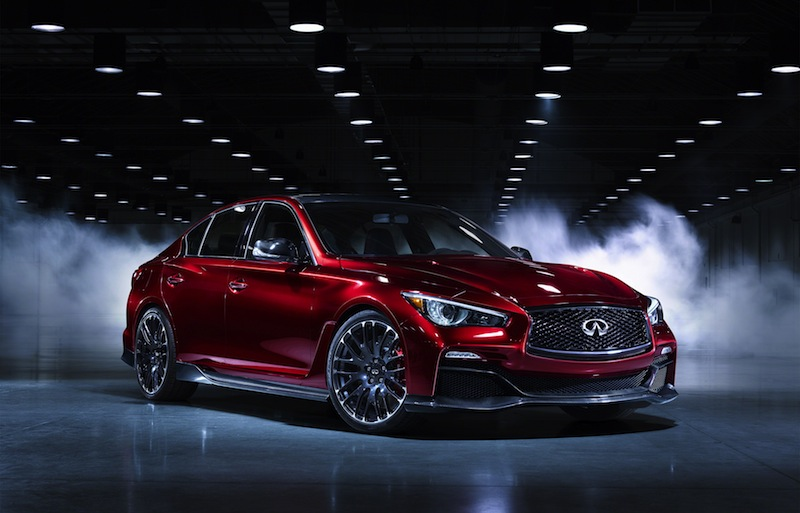 Who Would Buy A 500-Horsepower Infiniti Q50 Eau Rouge?