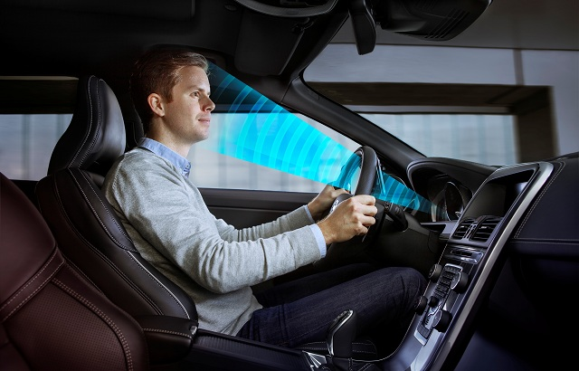 Volvo Driver Attention Systems
