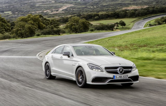 2015 Mercedes-Benz CLS Features Facelift, LED Lighting