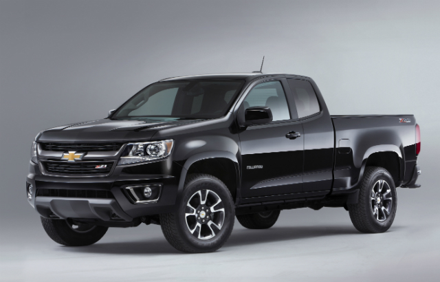 2015 Chevrolet Colorado and GMC Canyon Engine Details Released.