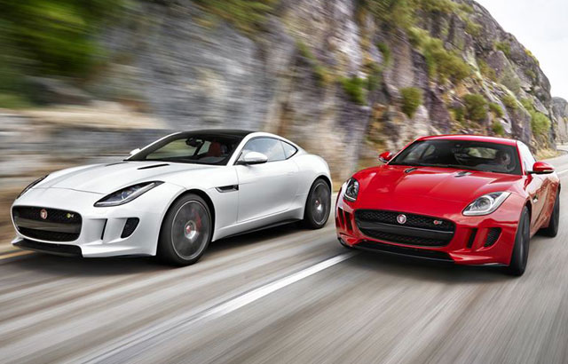 2015 Jaguar F-Type Test Drive