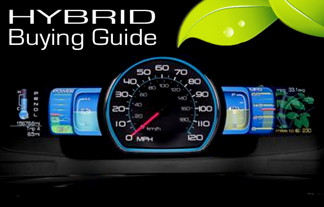 Hybrid Cars Buying Guide | The Hybrid Market: What's On Sale, What's Ahead.