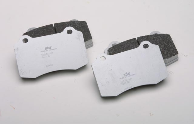 Delaying Brake Pad Replacement