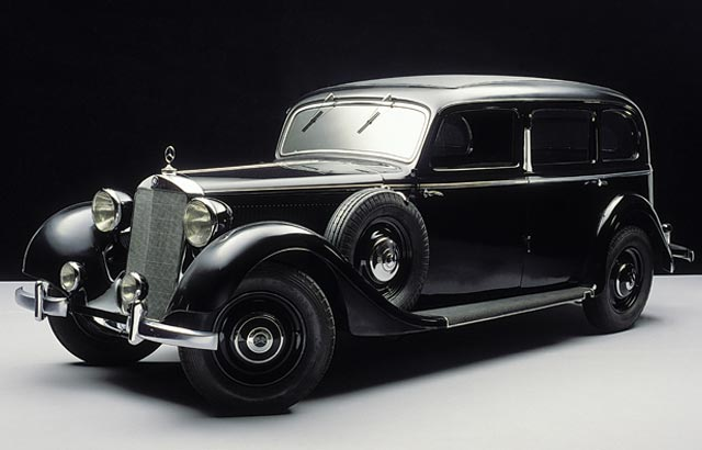 Mercedes-Benz Produced and Sold the World's First Production Diesel-Powered Automobile.