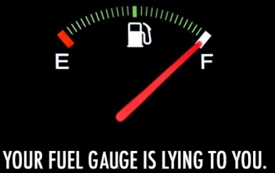 Fuel Gauge Lies | Is there a liar on your dashboard?