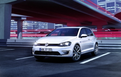 Volkswagen Golf GTE Hybrid Adds Plug-In Capability to Golf Platform.