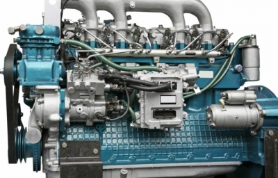 The Diesel: Top 10 Diesel Engine Facts.