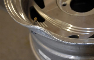 Wheel Repair and Restoration | Salvaging rare rims to save money.