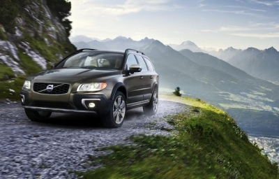 Volvo Begins Production of New Four-Cylinder Engine.