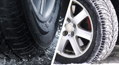 Summer Tires in Performance in Snow and Winter Conditions.