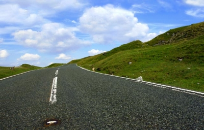 Mountain Driving | Safe driving tips for handling the ups, downs, curves, and critters of mountain driving.