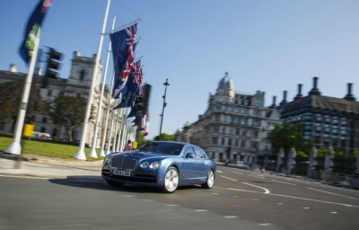 Bentley Set for Record-Breaking Sales