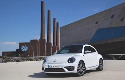 Volkswagen Beetle R-Line Coming To U.S.