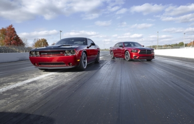 Warranty Stands On 2014 Dodge Charger and Challenger Scat Pack Kits.