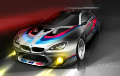 BMW M6 Destined for GT3 Racing