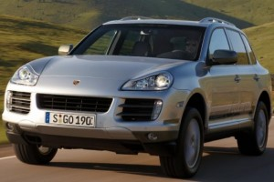 Porsche Builds Hybrid SUV.