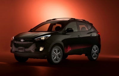 Hyundai Tuscon Walking Dead Edition Released.