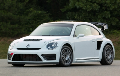 Volkswagen Beetle Rallycross to Debut in D.C.