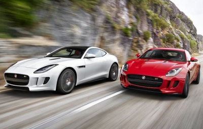 2015 Jaguar F-Type Test Drive.