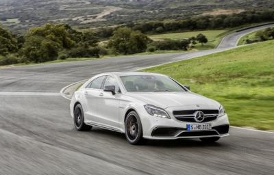 2015 Mercedes-Benz CLS Features Facelift, LED Lighting.