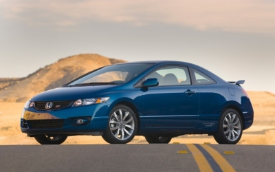 Zip Drive: 2010 Honda Civic Si Coupe.
